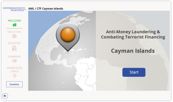 Cayman Islands Money Laundering Guidance Notes
